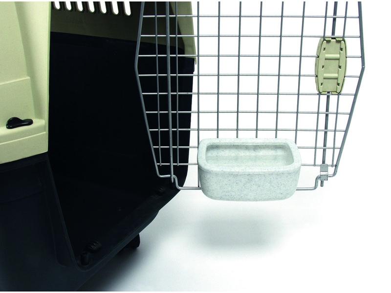 hunde transportbox traveler mit rollen. Black Bedroom Furniture Sets. Home Design Ideas