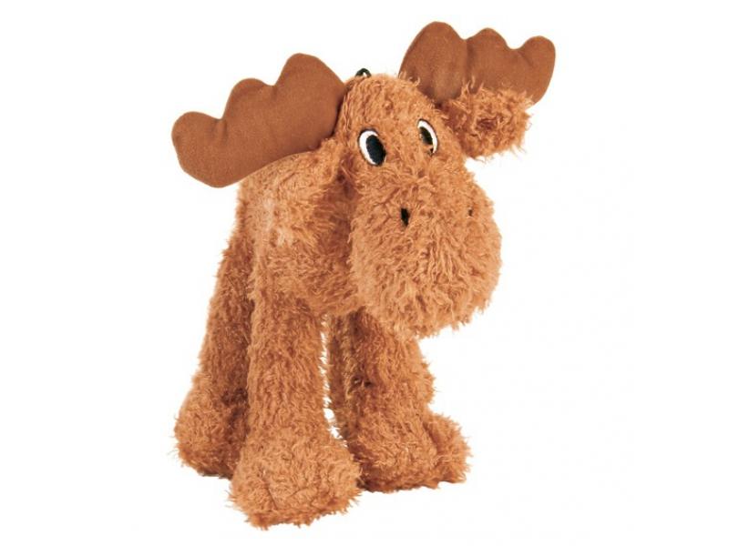 hundespielzeug weihnachten elch aus pl sch 15cm. Black Bedroom Furniture Sets. Home Design Ideas