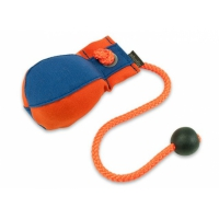 Dummy-Ball 150g Marking orange-blau