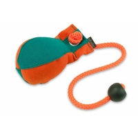 Dummy-Ball 150g Marking orange-grün
