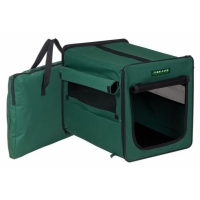 Hundetransportbox faltbar von Farm-Land Gr.L