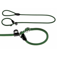 Hunter Retriever Leine Freestyle 120cm x 8mm oliv