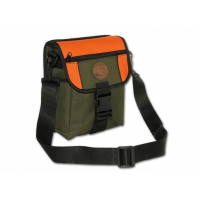 Mini Dummytasche DeLuxe oliv-orange