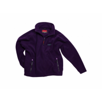Owney Kodiak Damen- Fleece Jacke violet Gr. S