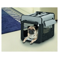 Smart Top Plus Hundebox, faltbar, 64 x 46 x 53 cm