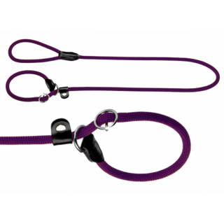 Hunter Retriever Leine Freestyle 120cm x 10mm violett